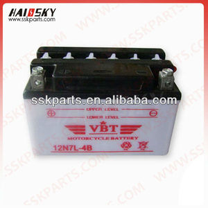 HAISSKY best dry cell motorcycle battery brand