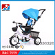 Popular new item child tricycle bike, baby stroller bicycle 3 wheels HC336326