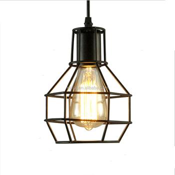 De Pantalla Estilo Industrial Vintage Colgante Hierro estilo Buy Luz Iluminación Lámpara Retro dCoBerWQx