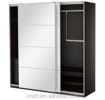 2014 New Bedroom Wardrobe Acrylic Slide Door ( Customize Sizes )