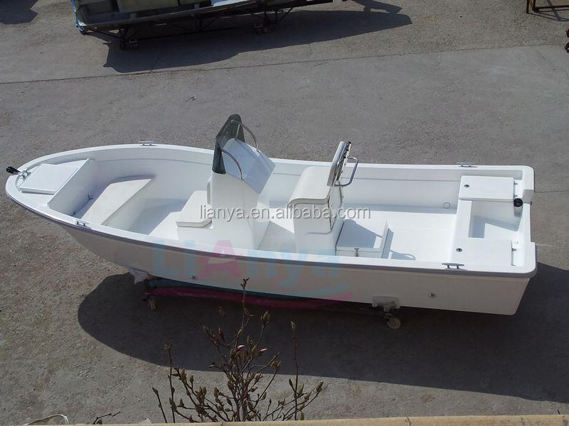 Liya small fiberglass fishing boat for sale bass boat for Small fishing boats with motor