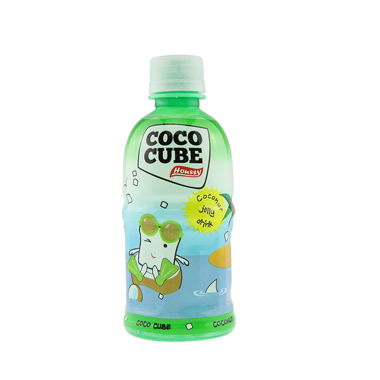 Houssy Online best seller cold press nata de coco drink