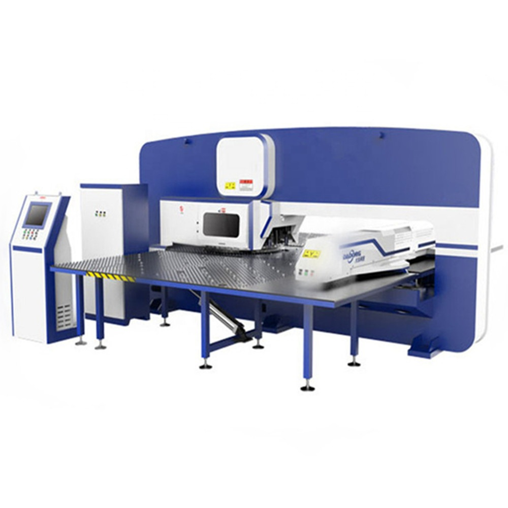 Hot Sale CNC Turret Low Price Punching Machine