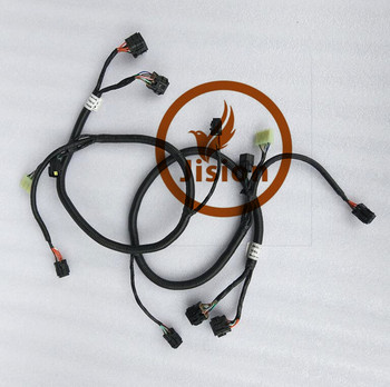 jision daewoo dx260 dx300 excavator right console wire harness 310207-02240a