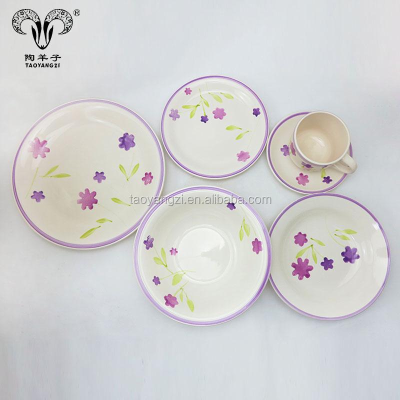 Purple Stoneware Dinnerware Sets Purple Stoneware Dinnerware Sets Suppliers and Manufacturers at Alibaba.com & Purple Stoneware Dinnerware Sets Purple Stoneware Dinnerware Sets ...
