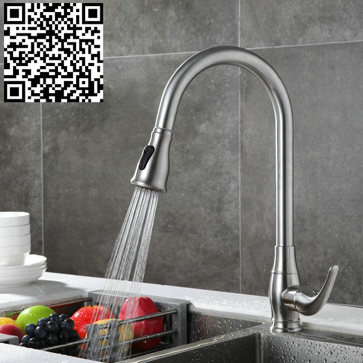 Großhandel Wasserhahn Küche Wandmontage Kaufen Sie Die Besten