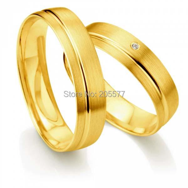 Cheap Gold Pure Titanium Rings find Gold Pure Titanium Rings