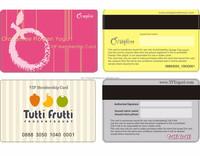 Custom Variable Data Printing Corporate Cards