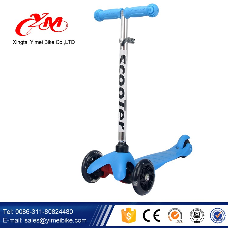 Mini cool big wheel kids scooter buy scooter children Cool motorized toys
