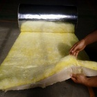 Wholesale Products Lowest Price Foam Insulation Glass Wool Blanket / Roll with Aluminum Foil thermal isolation Material