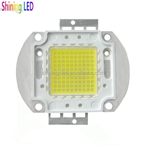 High Lumens Bridgelux Chip 30-34V CCT 5000K 5500K 100W High Power LED Diodes