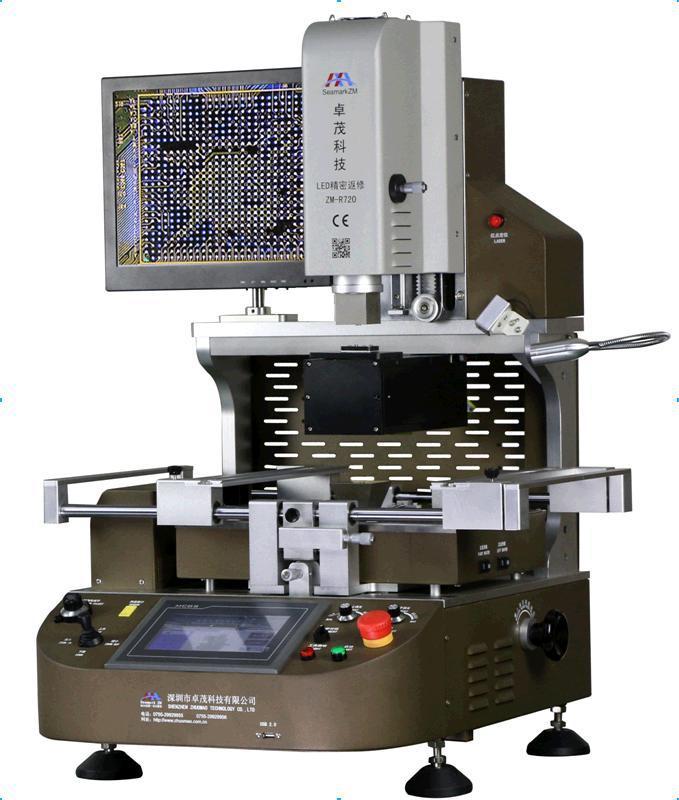 selective soldering machine