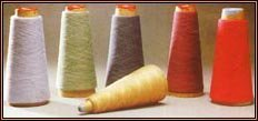 Viscose Doubled Yarn & Polyester Doubled Yarn