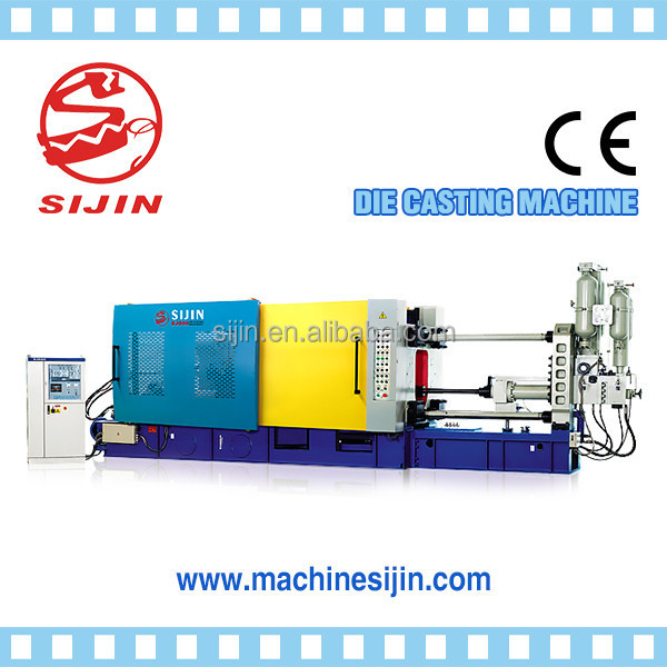 SIJIN -centrifugal jewelry casting machine -680ton