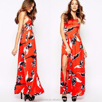 maxi dress wholesale supplier