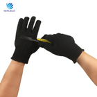 Wholesale high quality stainless steel wire cut resistant protective police gloves