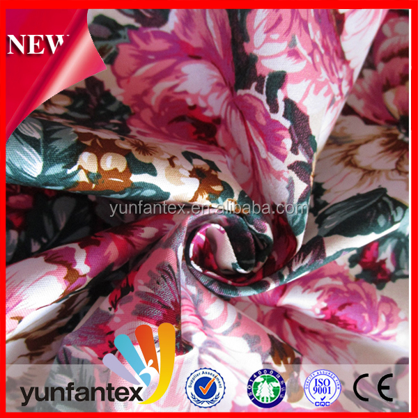 2018 durable in ues cotton twill fabric all print