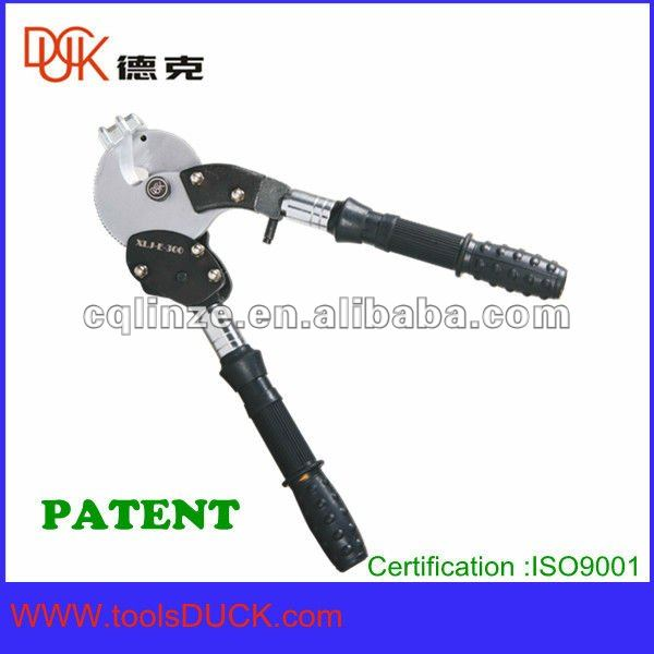 New designed hand adjustable aluminum cutter/electrical pipe cutter /aluminum cutting tools