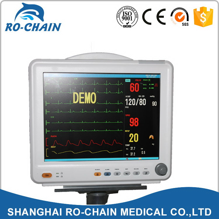 Cheap eco-friendly new import portable patient monitor