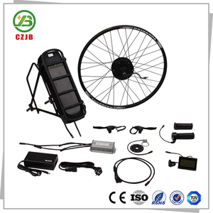 CZJB-92C 36v 250w gear motor ebike conversion kit with battery