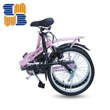 Foldable electric bicycle 2017