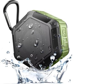10W Powerful Mosquito Repellent Waterproof Mega Bass Bluettoth Speaker