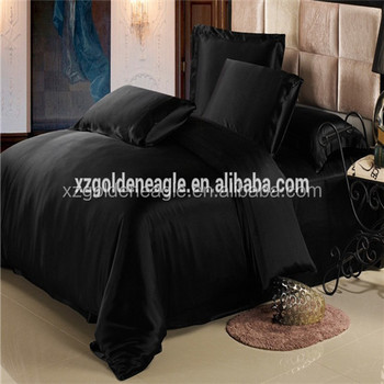 Best Ing European Fashion Real Silk Bed Linen Sets 100 Mulberry Satin Bedding Sheets