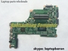 Original laptop system board for Toshiba L50-B L55-B DABLIDMB8E0 A000300250 discrete graphics R7 2G i7 processor system board