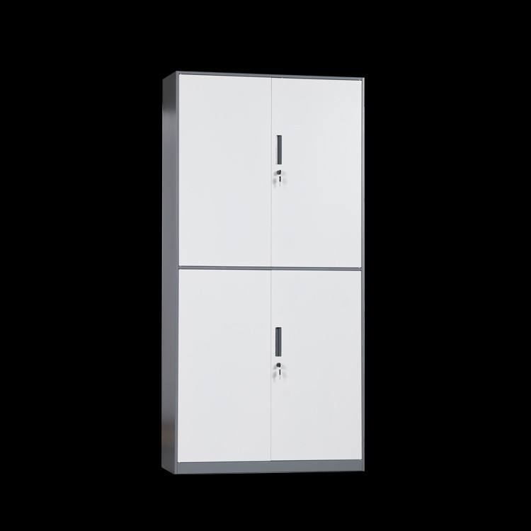 Elegant vertical double layer steel file cupboard pune ZX-W13/A