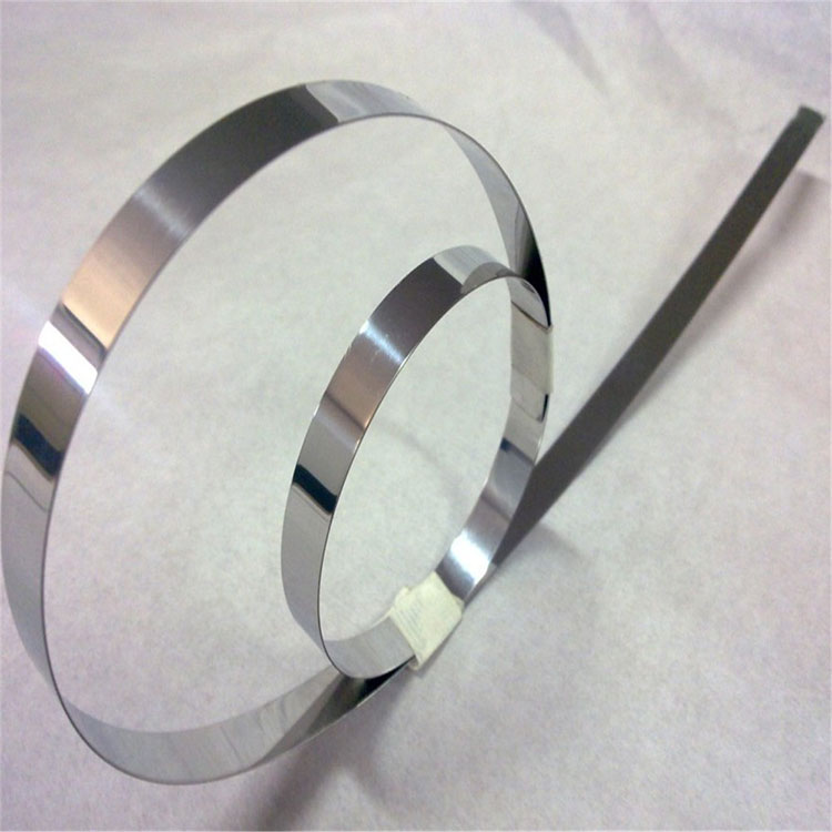 Banding Aisi 420 430 316L Spring Strip Hot Rolled Belt Stainless Steel 304L