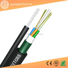 GYTC8S Fiber Optic Cable
