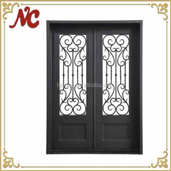 Single Swing Top Flat Safety Door Designs Buy Flat Safety Door