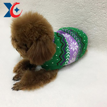 Best Selling Factory Coat Pet Puppy custom dog sweaters