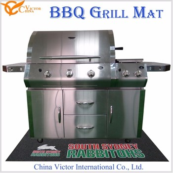 Absorb Grease Oil Non Stick Waterproof Anti Uv Bbq Grill Parts Home