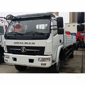 Shacman 4x2 Lorry 6cbm Cargo Light Truck For Sale