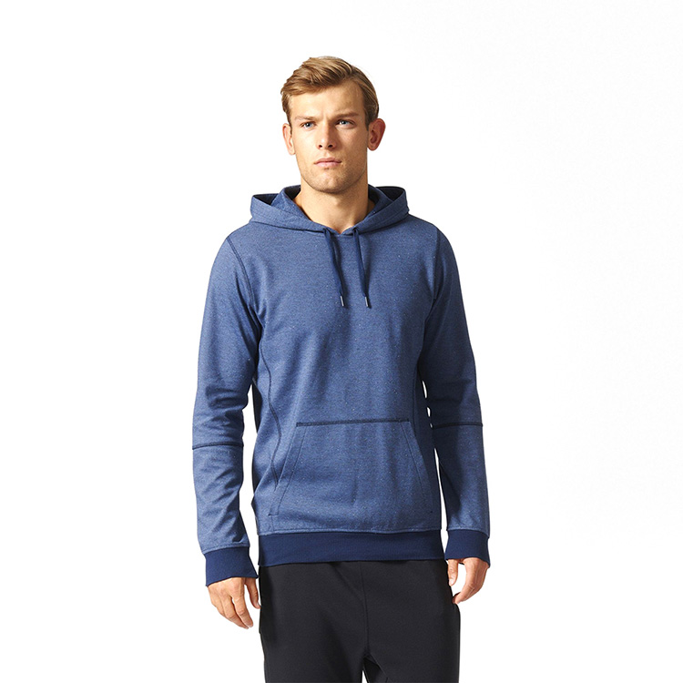 Knitted Pullover On Time Delivery Unisex Polyester Hoodies Men