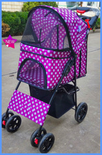 Top-Grade High Quality and foldable pet stroller
