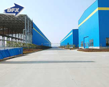 China Low Price Light Type Prefabricated Steel Structure Material Used Warehouses Building