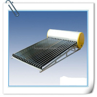 factory directly sale best price unpressure solar water heater with heat pipe