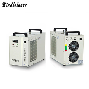 CO2 laser machine cooling system industrial water chiller CW3000/CW5000/CW5200 for cnc machine
