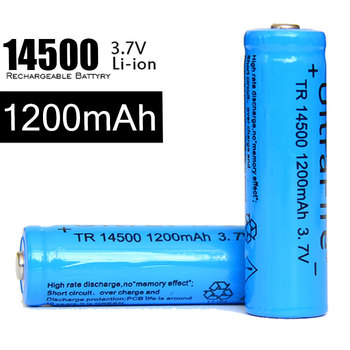 Honest China Suppliers !!3.7v Icr 14500 Li-ion Rechargeable ...