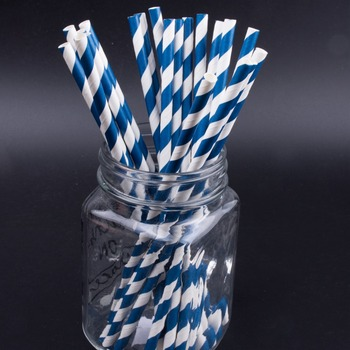 Made In China Custom Printed Drinking Wholesale White Paper Straws With  Your Logo - Buy Wholesale White Paper Straws,Custom Printed Drinking