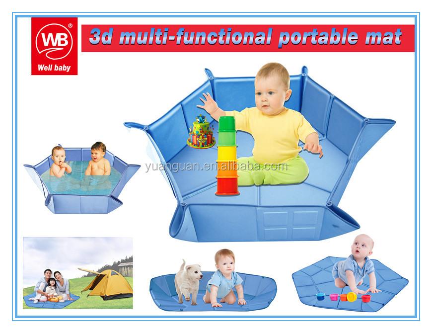 Best Price Outdoor Foam Folding Baby Play Mats