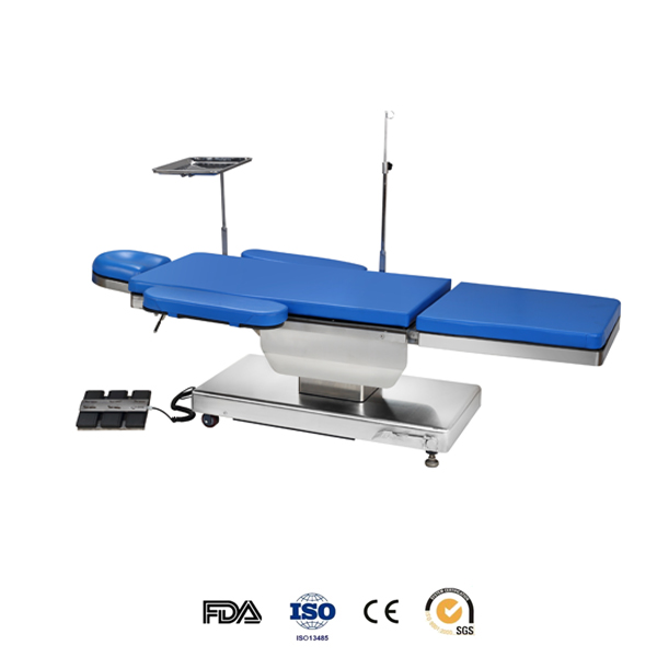 2 year warranty CE approved ophthalmology table for eye surgery