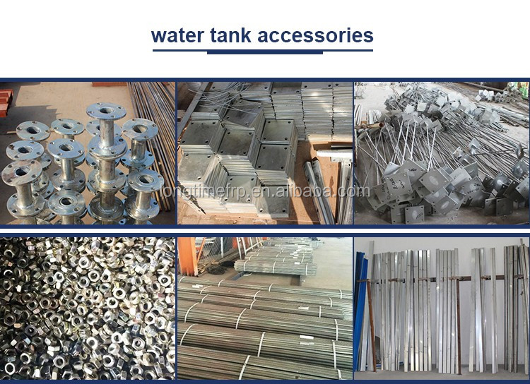 Zinc galvanized steel Water Tank