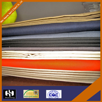 China supplier T/C 65 polyester 35 cotton workwear twill fabric