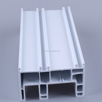 Huazhijie uPVC sliding window frame