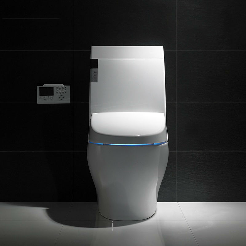 Automatic bidet toilet ceramic japanese wc with spray kd t002a buy japanese wc toilet - Automatic bidet toilet seat ...