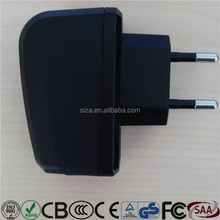 5v dc power adapter usb charger 0.5a 600ma 1a 1.5a 2a 2.5a 3a