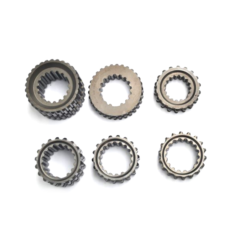 High quality wholesale abrasion resistant transmission parts gearbox gear